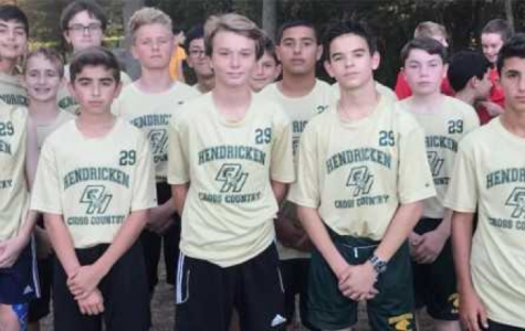 Eighth Grade October Cross Country