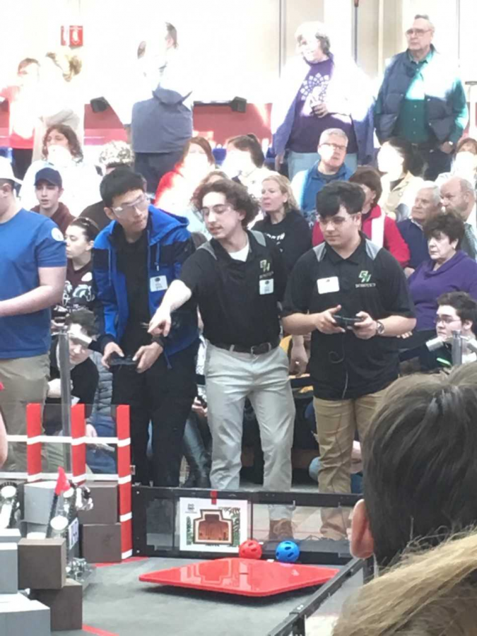 Robotics+State+Tournament