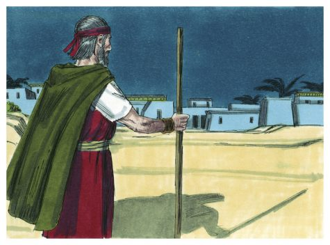 Moses, the Israelites, and Life Today