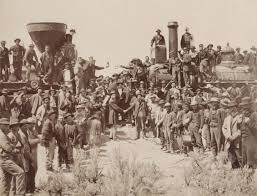 150th Anniversary of the Transcontinental Railroad